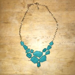 Forever 21 Turquoise Necklace